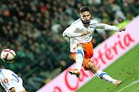 FOOTBALL - FRENCH CHAMPIONSHIP 2011/2012 - L1 - AS SAINT ETIENNE v MONTPELLIER HSC  - 6/11/2011 - PHOTO EDDY LEMAISTRE / DPPI -  OLIVIER GIROUD  (MHSC)