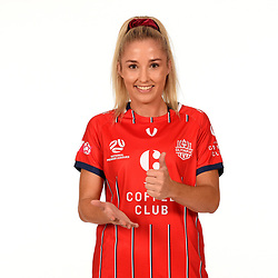 BRISBANE, AUSTRALIA - FEBRUARY 9:  during the Eastern Suburbs FC NPL Womens Portrait Session on February 9, 2021 in Brisbane, Australia. (Photo by Patrick Kearney)