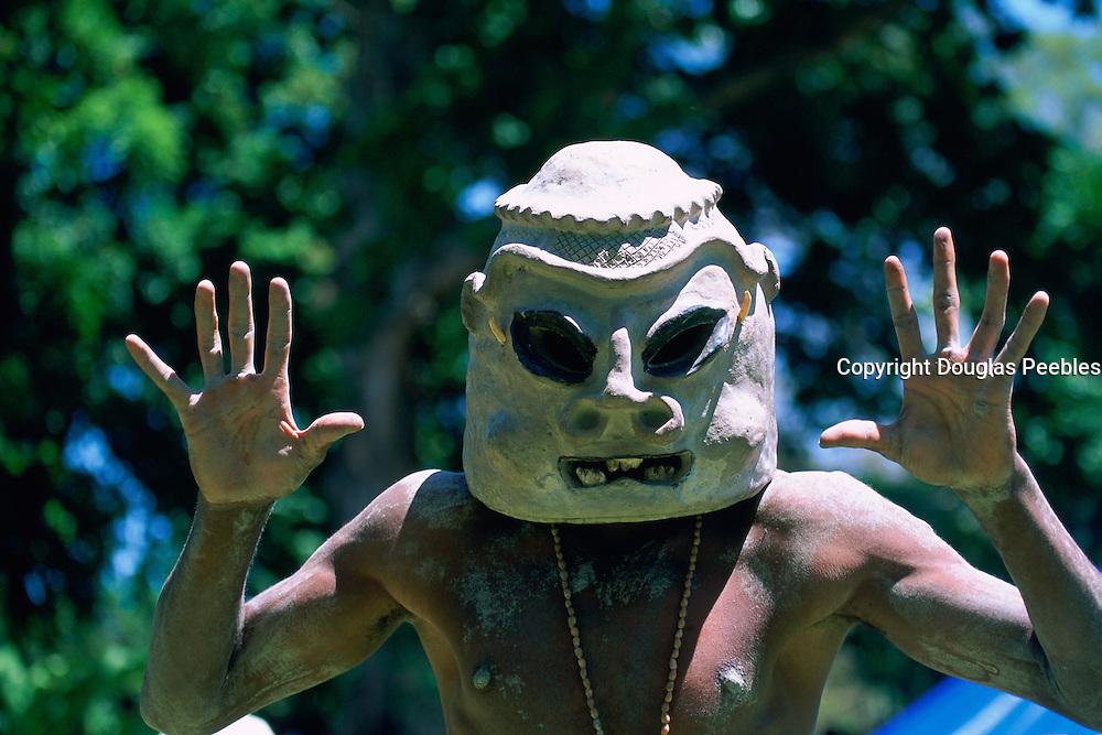 Mudmen of Goroka, Papua New Guinea, (editorial use only- no model release)<br />
