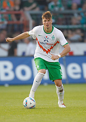 23.08.2011, Osnatel Arena, Osnabrueck, GER, FSP, Werder Bremen (GER) vs Fenerbahce Istanbul /TUR) im Bild Sebastian Prödl / Proedl (Werder Bremen AUS #15) // during friendly match Werder Bremen (GER) vs Fenerbahce Istanbul (TUR)  on 2011/08/23, Osnatel Arena,  Osnabrueck   EXPA Pictures © 2011, PhotoCredit: EXPA/ nph/  Scholz       ****** out of GER / CRO  / BEL ******