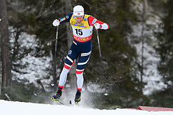 November 24, 2018 - Ruka, FINLAND - 181124 Emil Iversen of Norway competes in the men's sprint classic technique prologue during the FIS Cross-Country World Cup premiere on November 24, 2018 in Ruka  (Credit Image: © Carl Sandin/Bildbyran via ZUMA Press)