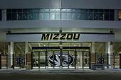 University of Missouri   Memorial Stadium -Faurot Field