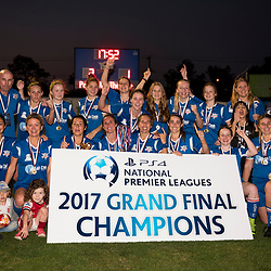 3rd September 2017 - NPL Queensland Senior Women Grand Final: Peninsula Power v The Gap FC