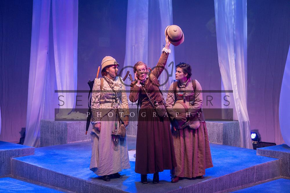 2015-16 Catawba College Theatre Arts