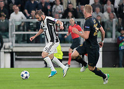 Gonzalo Higuain during Champions League Semi-finals match between Juventus v Monaco, in Turin, on may 9, 2017.(Photo by Loris Roselli/NurPhoto) *** Please Use Credit from Credit Field ***