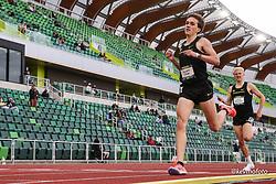 University of Oregon<br /> Oregon Relays track and field meet<br /> April 23-24, 2021 Eugene, Oregon, USA<br /> mens 1500, Oregon