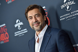 """""""Loving Pablo"""" Special Screening. The London West Hollywood, West Hollywood, California. 16 Sep 2018 Pictured: Javier Bardem. Photo credit: AXELLE/BAUER-GRIFFIN / MEGA TheMegaAgency.com +1 888 505 6342"""