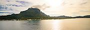 Sunrise, Vaitape, Bora Bora, French Polynesia