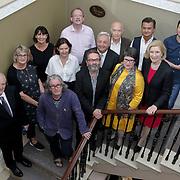 30.7.2018 Abbey Theatre board members group shot
