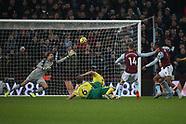 Aston Villa v Norwich City 261219