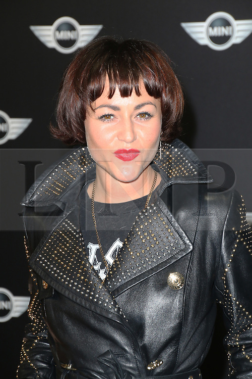 Jaime Winstone, The World Premiere of the New MINI, Old Sorting Office, London UK, 18 November 2013, Photo by Richard Goldschmidt © Licensed to London News Pictures. Photo credit : Richard Goldschmidt/Piqtured/LNP