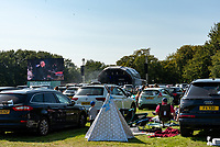 KNEBWORTH Pub in the park Drive in Garden Party photo by Mark Anton Smith