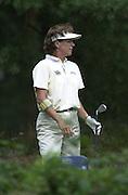2001 Weetabix Women's British Open, Sunningdale Golf Course, Berks, Great Britain<br />  <br /> [Mandatory Credit Peter Spurrier/Intersport Images]<br /> <br /> Friday 3rd August 2001<br /> Weetabix Women's British Open<br /> <br /> USA - Rosie Jones - 13th tee