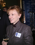 WH Smith chief executive Kate Swann. WH Smith Literary Award. Dartmouth House. 14 January 2004. ONE TIME USE ONLY - DO NOT ARCHIVE  © Copyright Photograph by Dafydd Jones 66 Stockwell Park Rd. London SW9 0DA Tel 020 7733 0108 www.dafjones.com