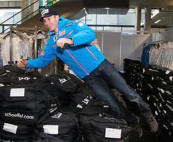 20.10.2012, Messehalle, Innsbruck, AUT, OeSV Einkleidung 2012, im Bild ÖSV-Skirennläufer Manfred Pranger // austrians Ski racer Manfred Pranger during the official Presentation of the Austrian Ski Team Fashion at the Messehalle, Innsbruck, Austria on 2012/10/20. EXPA Pictures © 2012, PhotoCredit: EXPA/ Johann Groder