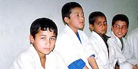 Afghan children portrait.Afghansk barneportrett