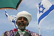 Israel, Jerusalem group of Kessim praying at SIGD festival, SIGD, the Ethiopian main religious festival is held annually in Jerusalem and expresses their yearning for Zion and their gratitude for the Torah. Mehlella, also Amata Saww or Sigd, is one of the unique holidays of the Beta Israel community, and is celebrated on the 29th of the Hebrew month of Marcheshvan. Since 2008, it has been an official Israeli state holiday