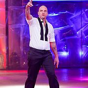 NLD/Hilversum/20130101 - 1e Liveshow Sterren dansen op het IJs 2013, Andy van der Meyde