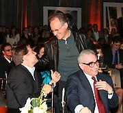 Leonardo Dicaprio, Michael Mann & Martin Scorsese.2005 Miramax Pre Oscar Party.Pacific Design Center.West Hollywood, CA, USA.Saturday, February, 26, 2005.Photo By Selma Fonseca Celebrityvibe.com/Photovibe.com, New York, USA, Phone 212 410 5354, email:sales@celebrityvibe.com...