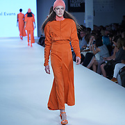 London,England,UK : 7th June 2016 : Graduate student Annabel Evans showcases their work at the GFW 25th Anniversary Day three show of Brighton University held at Truman Brewery, London. © See Li/Alamy Live