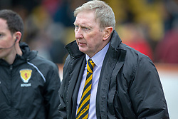 Berwick Rangers manager John Brownlie at the end. Cove Rangers have become the SPFL's newest side and ended Berwick Rangers' 68-year stay in Scotland's senior leagues by earning a League Two place. Berwick Rangers 0 v 3 Cove Rangers, League Two Play-Off Second Leg played 18/5/2019 at Berwick Rangers Stadium Shielfield Park.