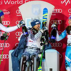 20170103: CRO, Alpine Ski - FIS World Cup, 2017 Snow Queen Trophy, Ladies' Slalom