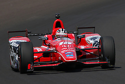 May 26, 2017 - Indianapolis, UNITED STATES OF AMERICA - 15 GRAHAM RAHAL (USA) RAHAL LETTERMAN LANIGAN RACING (USA) HONDA (Credit Image: © Panoramic via ZUMA Press)