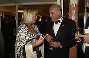 Prof. Sir Magdi Yacoub  and Countess Noemi Marone Cinzano. Chain of Hope 10 th Ball. Dorchester. London. 1 November  2005. ONE TIME USE ONLY - DO NOT ARCHIVE © Copyright Photograph by Dafydd Jones 66 Stockwell Park Rd. London SW9 0DA Tel 020 7733 0108 www.dafjones.com