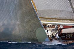 08_021605 © Sander van der Borch. Porto Cervo,  2 September 2008. Maxi Yacht Rolex Cup 2008  (1/ 6 September 2008). Day 2.