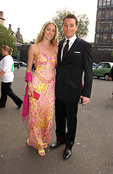 SEB & HEIDI BISHOP at the NSPCC's Dream Auction held at The Royal Albert Hall, London on 9th May 2006.<br /><br />NON EXCLUSIVE - WORLD RIGHTS