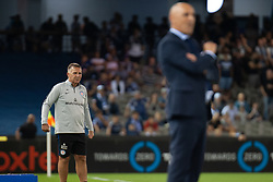 February 23, 2019 - Melbourne, VIC, U.S. - MELBOURNE, VIC - FEBRUARY 23: Melbourne City head coach Warren Joyce watches on at round 20 of the Hyundai A-League Soccer between Melbourne City FC and Melbourne Victory on February 23, 2019 at Marvel Stadium, VIC. (Photo by Speed Media/Icon Sportswire) (Credit Image: © Speed Media/Icon SMI via ZUMA Press)