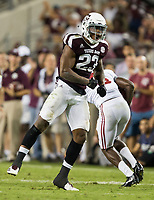 Alabama vs. Texas A&M NCAA college football game Friday, Oct. 7, 2017, in College Station, Texas.