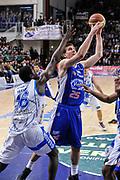 DESCRIZIONE : Campionato 2014/15 Serie A Beko Dinamo Banco di Sardegna Sassari - Acqua Vitasnella Cantu'<br /> GIOCATORE : Ivan Buva<br /> CATEGORIA : Tiro Penetrazione<br /> SQUADRA : Acqua Vitasnella Cantu'<br /> EVENTO : LegaBasket Serie A Beko 2014/2015<br /> GARA : Dinamo Banco di Sardegna Sassari - Acqua Vitasnella Cantu'<br /> DATA : 28/02/2015<br /> SPORT : Pallacanestro <br /> AUTORE : Agenzia Ciamillo-Castoria/L.Canu<br /> Galleria : LegaBasket Serie A Beko 2014/2015