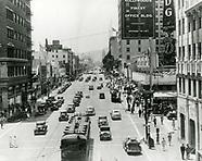 Hollywood Blvd 1899-1940