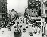 1936 Hollywood Blvd. and Vine St.
