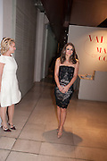 ELIZABETH HURLEY;  Valentino: Master of Couture - private view. Somerset House, London. 28 November 2012