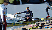 Caversham  Great Britain.<br /> Constantine LOULOUDIS, competing at the  2016 GBR Rowing Team Olympic Trials GBR Rowing Training Centre, Nr Reading  England.<br /> <br /> Tuesday  22/03/2016 <br /> <br /> [Mandatory Credit; Peter Spurrier/Intersport-images]