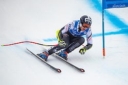 19.12.2018, Saslong, St. Christina, ITA, FIS Weltcup Ski Alpin, SuperG, Damen, im Bild Laurenne Ross (USA) // Laurenne Ross of the USA in action during her run in the ladie's Super-G of FIS ski alpine world cup at the Saslong in St. Christina, Italy on 2018/12/19. EXPA Pictures © 2018, PhotoCredit: EXPA/ Johann Groder
