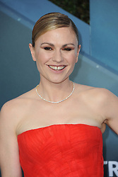 Anna Paquin at the 26th Annual Screen Actors Guild Awards held at the Shrine Auditorium in Los Angeles, USA on January 19, 2020.
