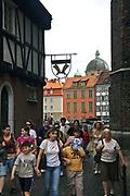 Gdańsk; 2008-06-22. Stare Miasto w Gdańsku