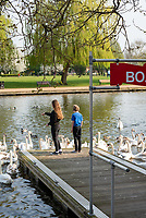 People out and about stratford upon avon uk photo by Mark Anton Smith
