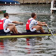 HRR 2014 - Final - Silver Goblets & Nickalls' Challenge Cup