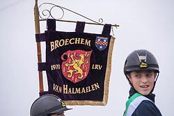 Broechem<br /> Nationaal Tornooi LRV Ponies<br /> Zonnebeke 2019<br /> © Hippo Foto - Dirk Caremans<br />  29/09/2019
