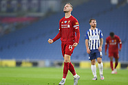 Brighton and Hove Albion v Liverpool 080720