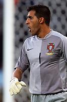 Koln 11/6/2006 World Cup 2006<br /> <br /> Angola Portugal - Angola Portogallo 0-1<br /> <br /> Photo Andrea Staccioli Graffitipress<br /> <br /> Ricardo Portogallo