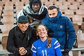Suomi - Espanja 27.10.2015 Naisten EM2017-karsinnat
