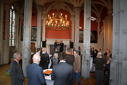 "Pressconference ""Vlaanderens Kerstjumping"" - Mechelen 2012<br /> © Dirk Caremans"