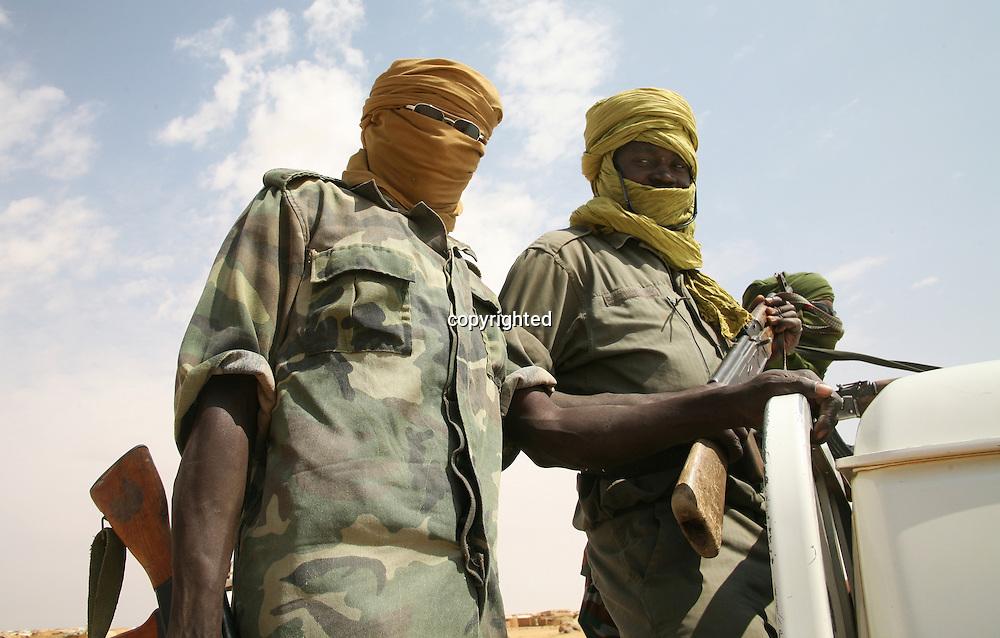 Chadian gendarmerie in Chad