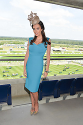 TAMARA ECCLESTONE at the first day of the 2014 Royal Ascot Racing Festival, Ascot Racecourse, Ascot, Berkshire on 17th June 2014.