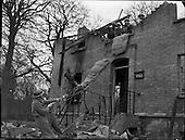 1959 - 26/02 Red Cross Civil Defense Course at Ratra House, Phoenix Park